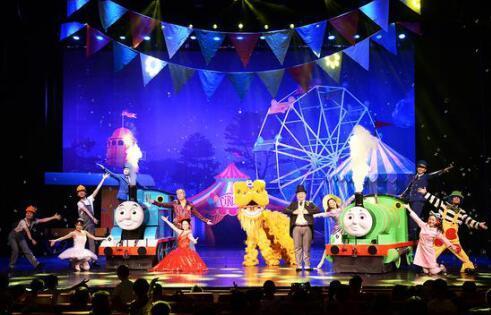 共赏全球经典儿童剧托马斯 理想尔湾促进儿童全面发展