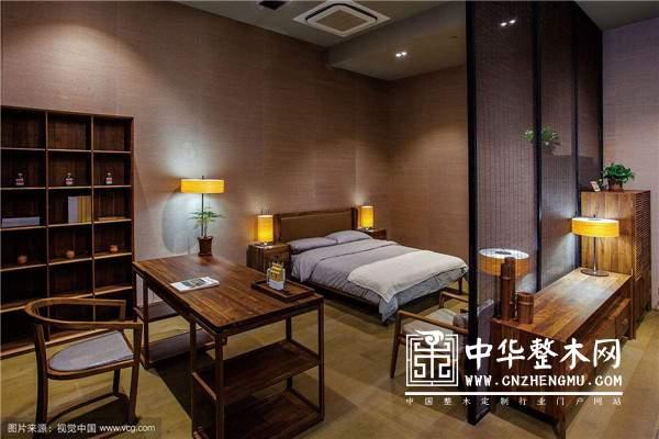 """安森诺整木定制:""""新中式""""在现代家居中的价值体现"""