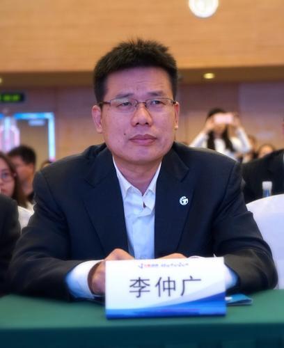 中国旅游研究院副院长李仲广 中新经纬张义华 摄