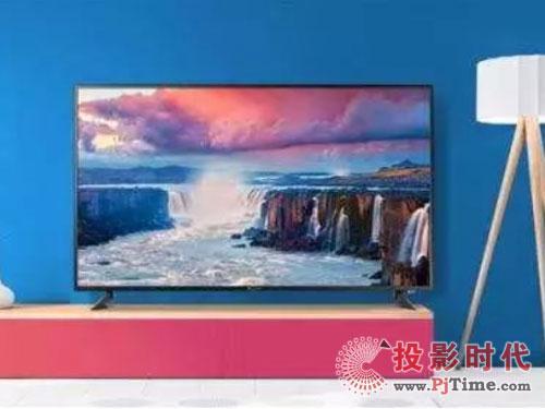 中国移动联合京东方发布首款4K智能电视